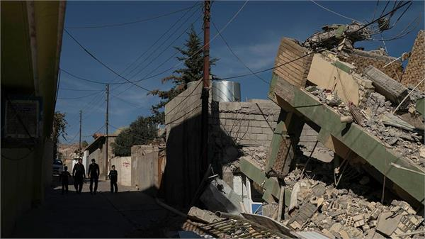 over 170 hurt after magnitude 6 3 earthquake rattles iran