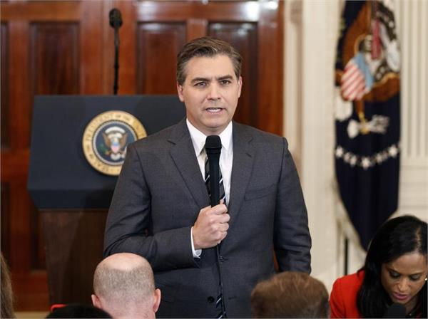 court orders white house to restore jim acosta s press badge