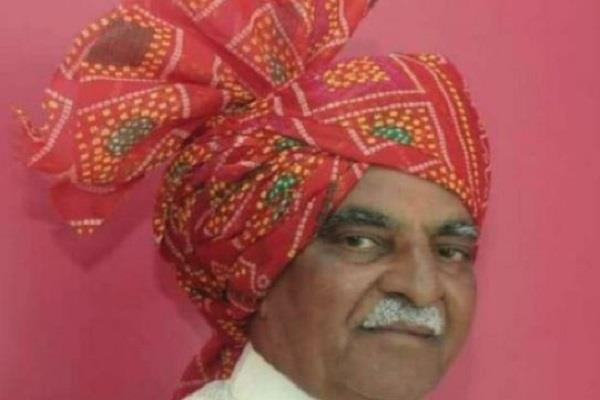 bjp candidate dies in rajpur constituency
