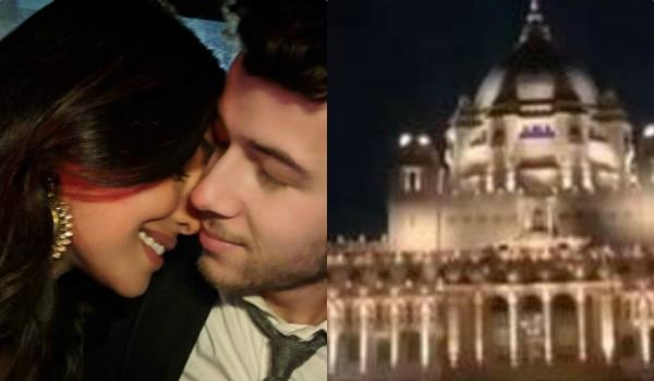 priyanka nick wedding umaid bhawan palace decoration pics
