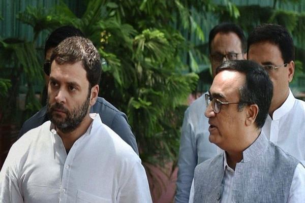 delhi congress will become executive president
