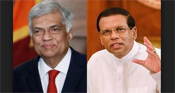 sri lanka political crisis possibilities of compromise between president and pm
