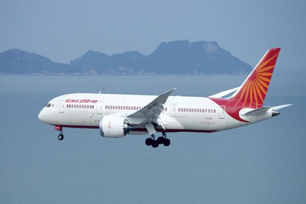 airindia will raise 6 100 crore under the sale and leasing of aircraft