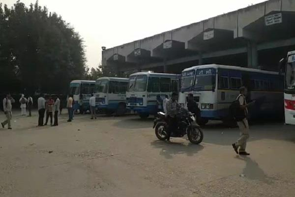 roadways buses run on roads after 18 days