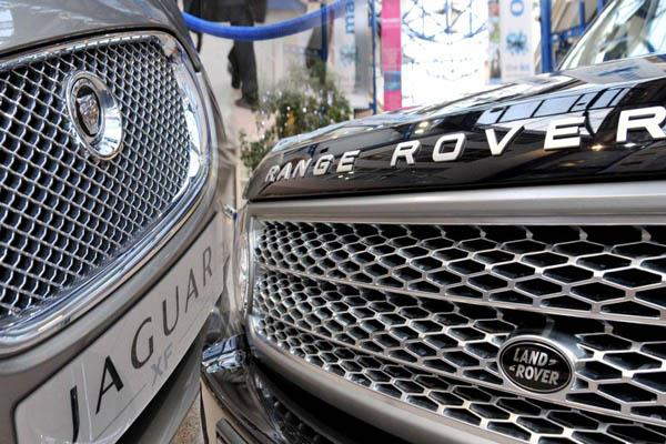 jlr sales fall 4 6 in october