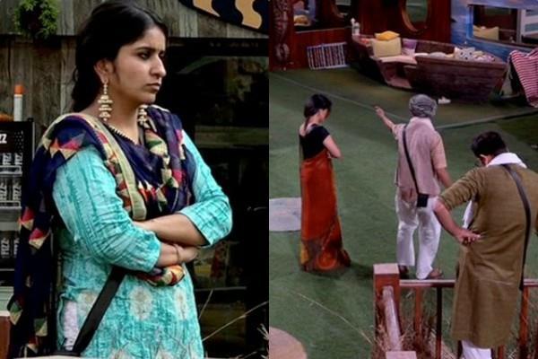 dipika kakar lashes out at deepak thakur for during luxury budget task