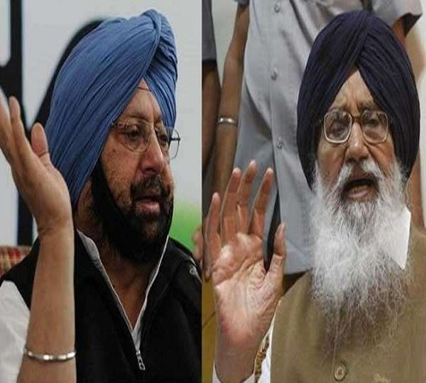 clash between captain and badal