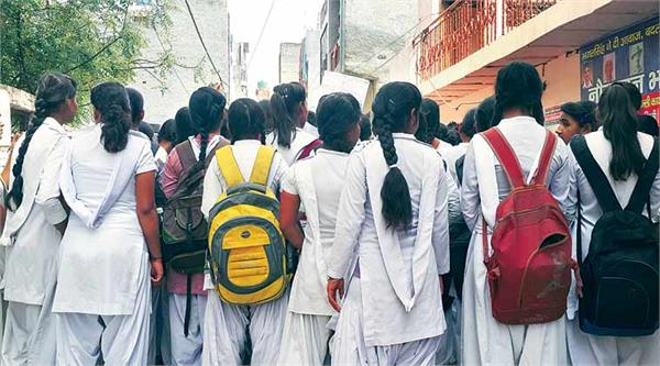 directorate of education worried by poor performance of students