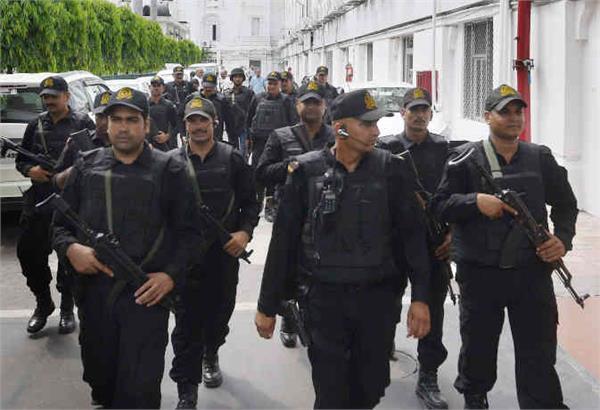 ats constitutes  spot  to deal with terrorist activities