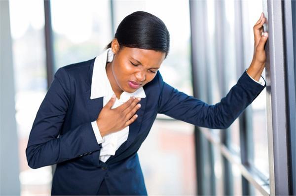 महिला का शरीर हार्ट अटैक से पहले देता है 5 संकेत, ध्यान देंगे तो बच सकती है जान