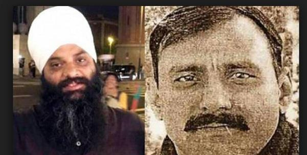 two mastermind person conspiracy khalistan agitation against india
