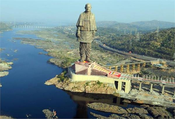 india took aid from uk built statue of unity british media