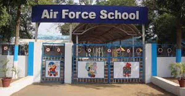 an opportunity to become a teacher at air force school