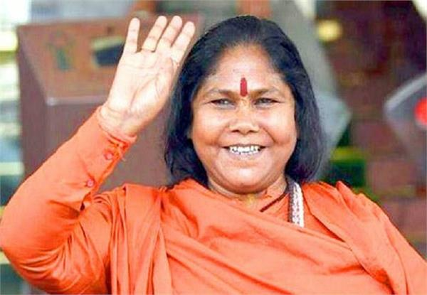 claim of sadhvi niranjan jyoti ram temple will start