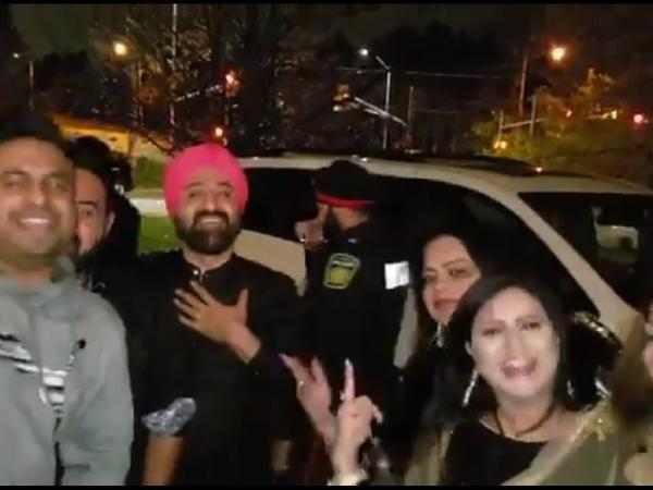 punjabi family s hilarious response to sikh cops warning them goes viral