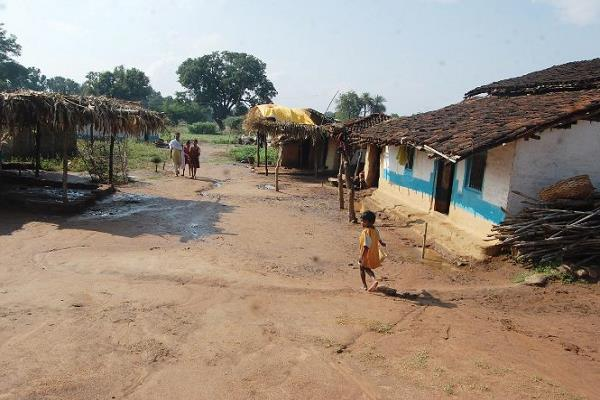 the people of this village of mp in a bad state