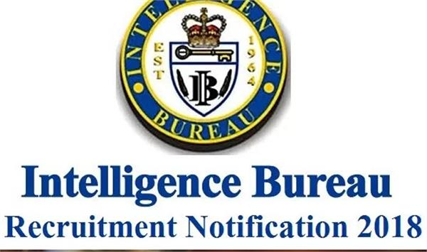 jobs in intelligence bureau