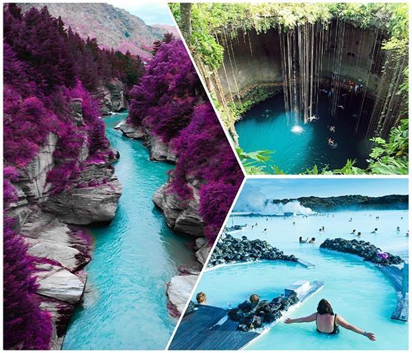 Natural Swimming: अजूबे से कम नहीं दुनिया के ये सबसे खूबसूरत कुंड़