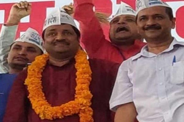 attack on aap s shivraj in 15 years