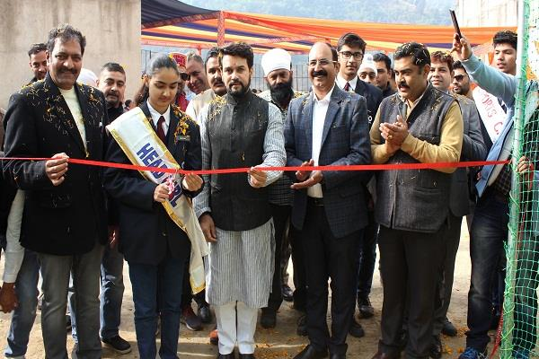 first cricket academy open hpca in mandi