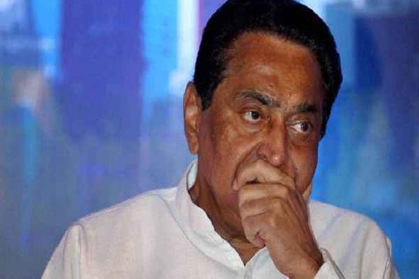 mp elections kamal nath s slippery voice after shivraj