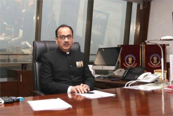 cbi director alok verma reached cvc office