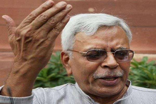 statement of rjd leader shivanand tiwari
