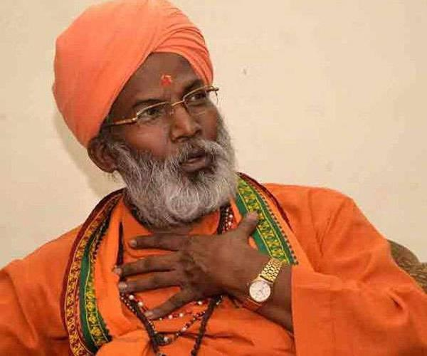 i did not threaten the party sakshi maharaj