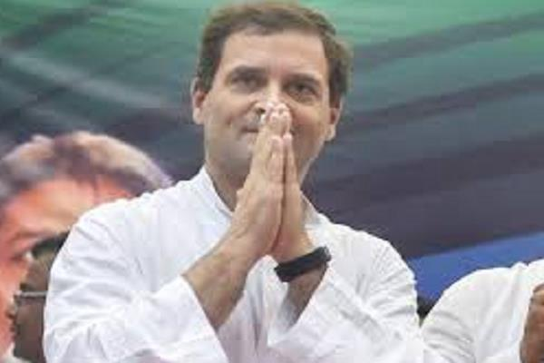 mp election rahul gandhi will again visit mps in these districts