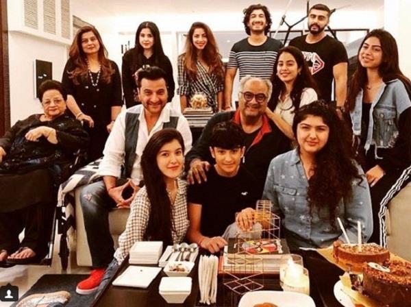 boney kapoor celebrates his birthday after sridevi s death