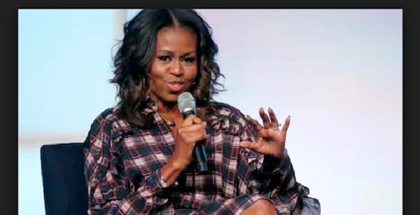 michelle obama had miscarriage used ivf to conceive girls