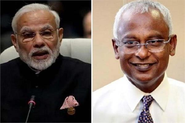 pm modi likely to attend new maldivian president s oath taking ceremony