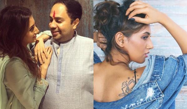 additi gupta denied for intimate scene