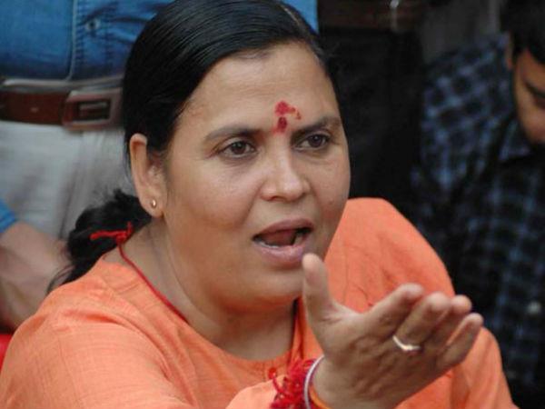 uma bharati s big allegation media discussions on ram temple