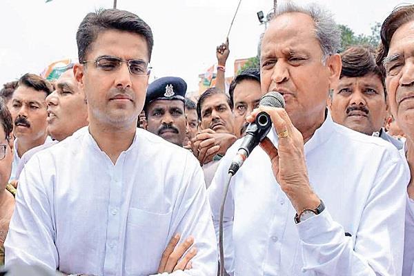 राजस्थान में CM चेहरे पर सस्पेंस बरकरार, गहलोत और पायलट दोनों ही लड़ेंगे चुनाव
