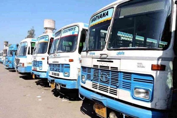 haryana roadways in loss how will buses run