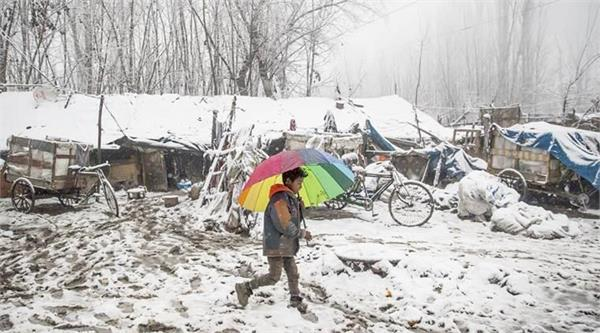 rain forecast in jammu kashmir