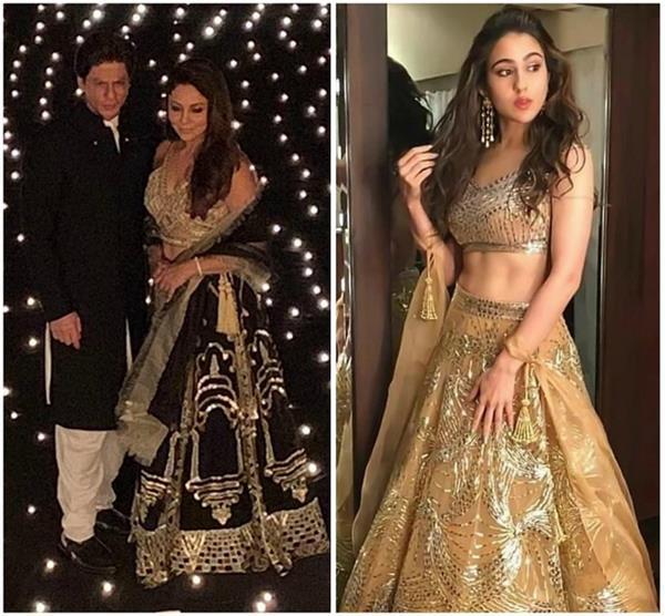 शाहरुख ने रखी पार्टी, जैकलीन से लेकर शिल्पा तक ट्रेडीशनल लुक में पहुंचे सितारें