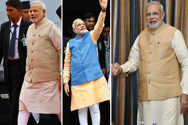 modi kurta jacket is the first choice of youngsters