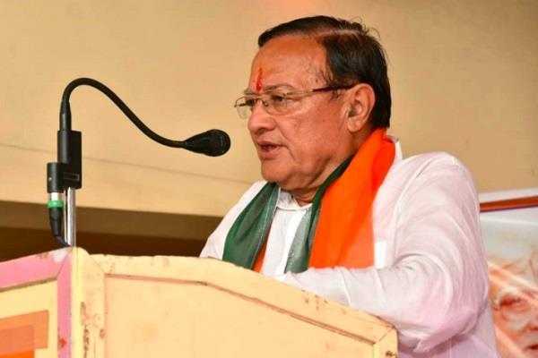 कांग्रेस नेता ने 'भारत माता की जय' रुकवाकर लगवाए सोनिया गांधी जिंदाबाद के नारे, देंखें Video