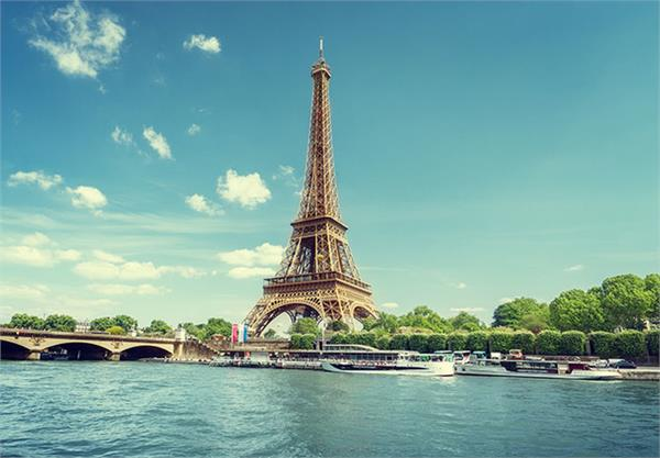 eiffel tower ladder sold in 1 crore 36 million
