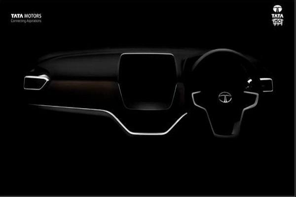 new tata harrier video teaser highlights its features