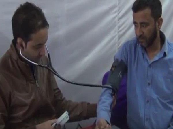 free medical camp organized in solan