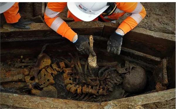 sri lanka s largest mass grave discovered with 230 skeletons
