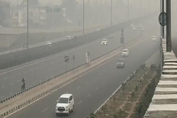 the level of increased pollution after deepawali