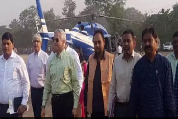 dham bhoomgarh people get big relief 500 acres airport extension