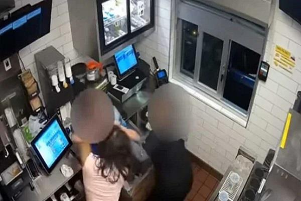 woman beaten by mcdonald s manager