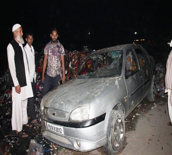 bomb blast 3 injured