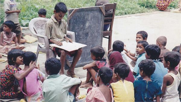 teaching is the first choice of indians