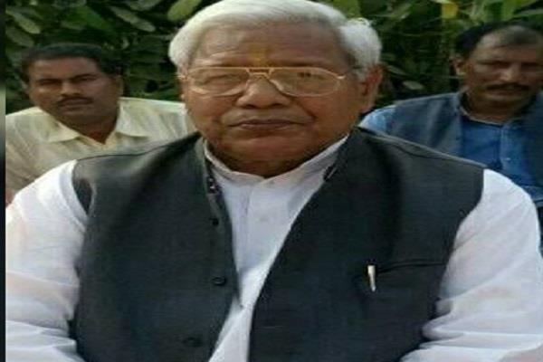 indrajeet kumar patel died in congress rule